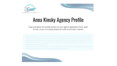 Tekst profilu agencji